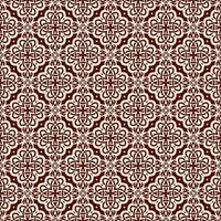 Maroon and Pink Geometric Pattern