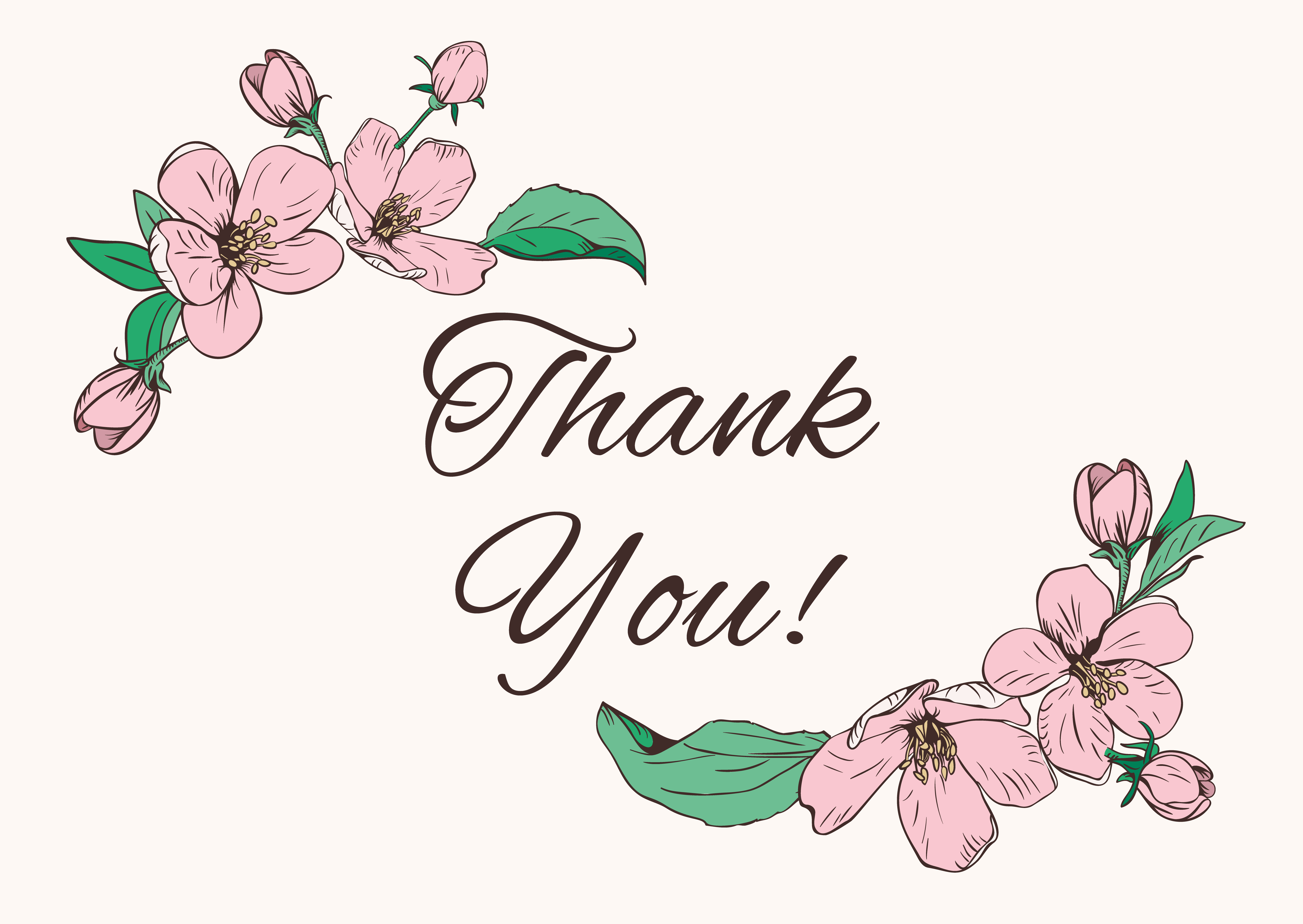 Thank You Clipart - 54 cliparts