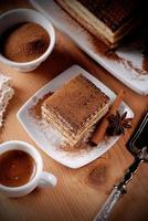 tiramisu, un dessert italien traditionnel
