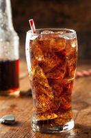Refreshing Bubbly Soda Pop photo
