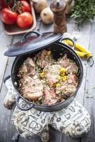 meat dish photo
