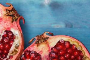 fuentes de vitaminas y antioxidantes en invierno, alimentos crudos foto