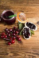 Forest fruit jam