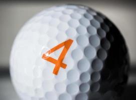 pelota de golf # 4