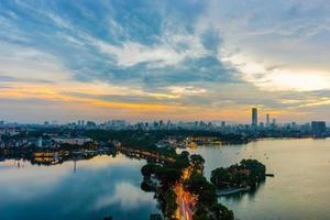 Ha Noi Cityscape photo