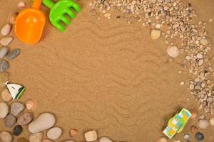 fondo de playa foto