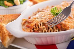 Lasagna photo