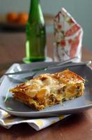 roasted pumpkin lasagna photo