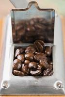 tostador de granos de café