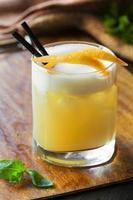 Alchocol cocktail