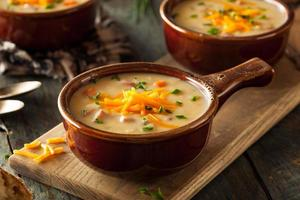 Homemade Beer Cheese Soup photo