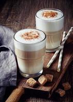 Coffee latte photo