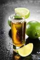 Tequila shoot