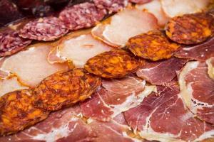 Mediterranean sausages mix