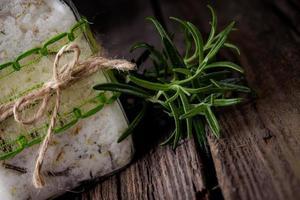 Natural diy crystal bath salt
