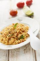 Harissa couscous