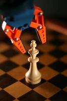 ajedrez robótico # 1