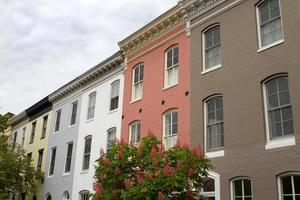 Row Houses photo