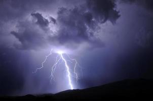iluminación de Tucson foto