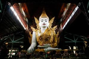 Ngar Htat Gyi Buddha Image. photo