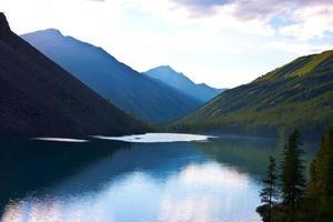 lago de montañas