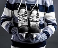 Hockey lover photo
