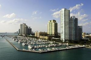 Miami Beach Marina photo