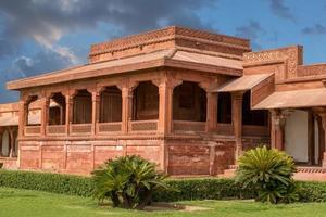 The Jodh Bai palace