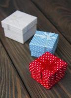 cajas de regalo vintage