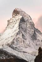 Matterhorn peak, Zermatt, Switzerland