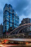 Bangkok city and Landmark photo