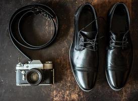 accessoires vestimentaires hommes photo