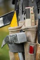 Carpenter equipment photo