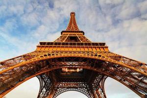 Eiffel tower, Paris. photo