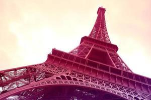 de toren van eiffel, parijs,