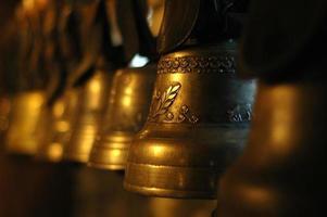 campanas de latón foto