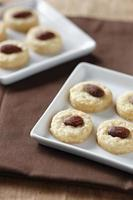Savory Cheddar Cookies