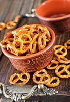 pretzels photo