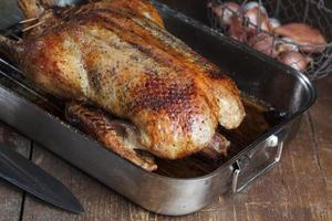 Roasted Barbery Duck