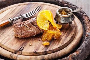 Roasted Duck Breast photo