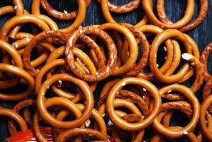 galletas de anillo foto