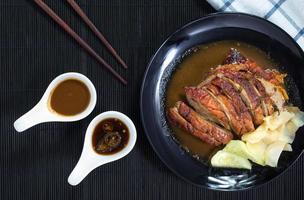 Roast duck photo