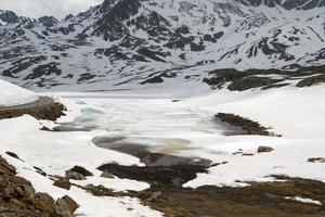 Gavia Pass, Dolomitas, Alpes, Italia