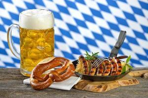 Bavarian cuisine photo