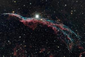 The Veil Nebula NGC6960(The Witch's Broom) photo