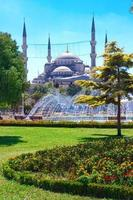 Blue Mosque photo