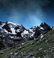 Marmolada-Gipfel im Val di Fasa