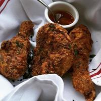 panier de poulet frit