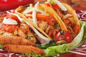 Taco shells photo