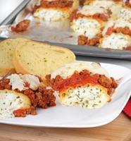 Lasagna Cheese and Sauce